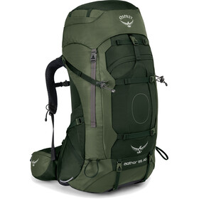 Osprey Aether AG 85 Backpack Herre adriondack green